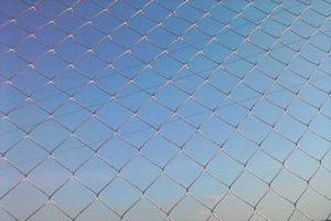 заказать забор из сетки рабицы