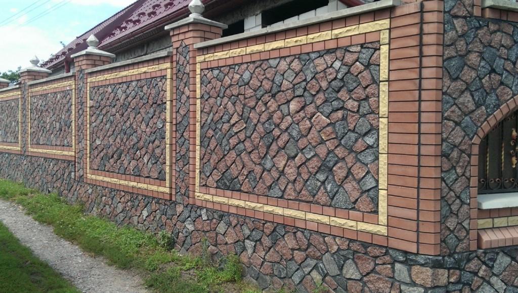 забор из гранита киев купить
