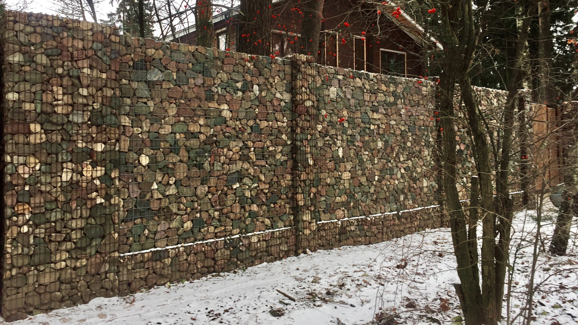 Строительство заборов Киев