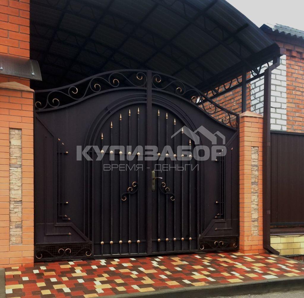 фото ворота киев