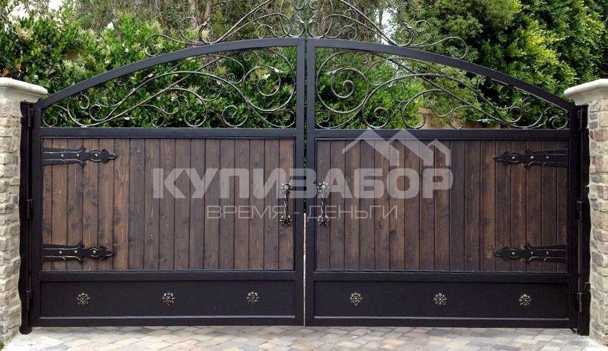 ворота фото Киев