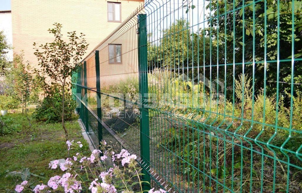 забор из сварной сетки киев